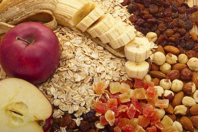 Produits riches en fibres